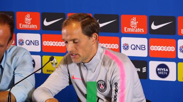 """Tuchel schwärmt: """"Neymar mein Schlüsselspieler"""""""