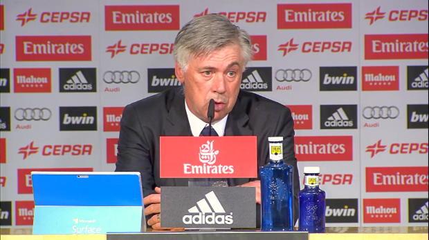 """Ancelotti nach 2:2: """"Weiter alles geben!"""""""