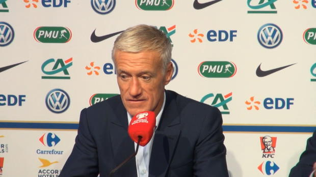 WM-Quali: Deschamps frustriert nach Blamage