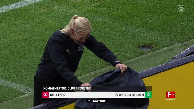 Bundesliga: RB Leipzig - SV Werder Bremen | DAZN Highlights