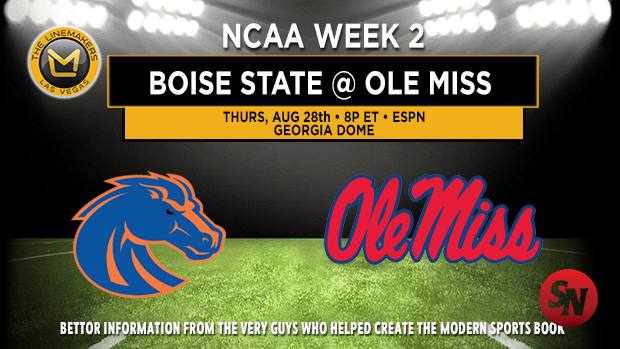 Boise State at Ole Miss