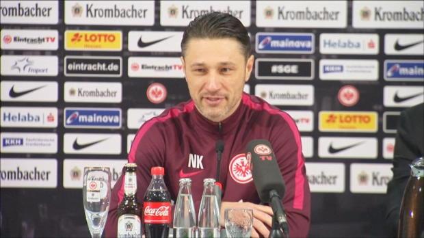 """Kovac-Vertragsverlängerung: """"Sind euphorisch"""""""