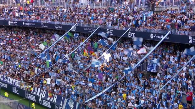 Segunda Division: Malaga - Deportivo La Coruna | DAZN Highlights