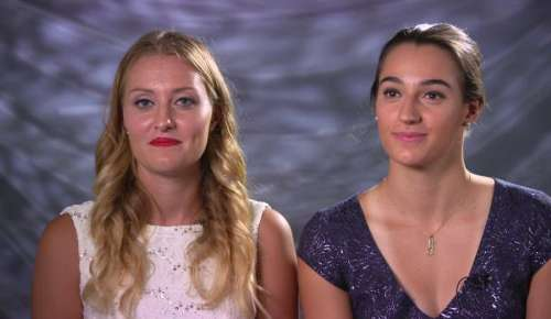 Garcia & Mladenovic Interview: WTA Singapore Preview