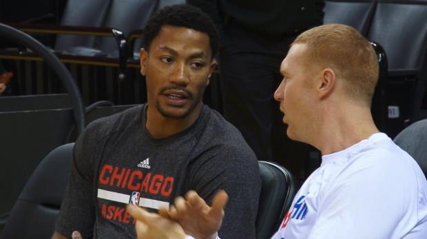 Basket : NBA - Bulls - Derrick Rose à nouveau gravement blessé