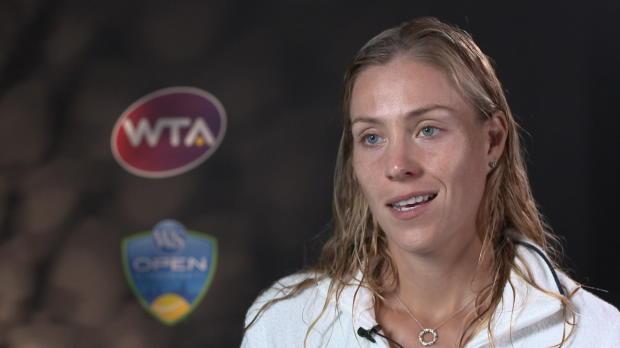 Kerber nach Sieg: Denke noch nicht an US Open