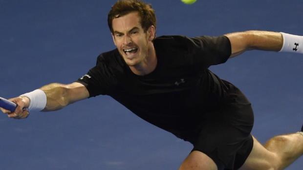 Australian Open: Murray zurück in Weltspitze