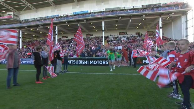 Aviva Premiership - Match Highlights - Gloucester Rugby v Harlequins - Round 5