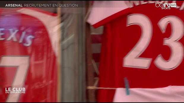 Arsenal, un recrutement en question