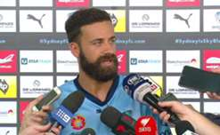 Sydney FC skipper Alex Brosque hopes his side's unbeaten run in the Sydney Derby continues on Saturday.