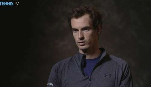 Murray Interview: ATP Shanghai Preview