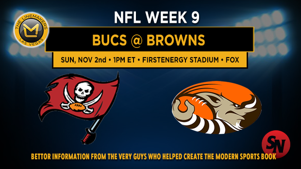 Tampa Bay Buccaneers @ Cleveland Browns