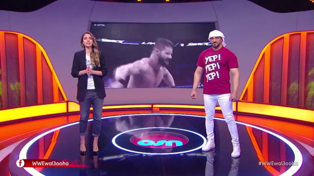 Jinder Mahal disrupts Bobby Roode's U.S. Title Open Challenge: Wal3ooha, 15 February, 2018