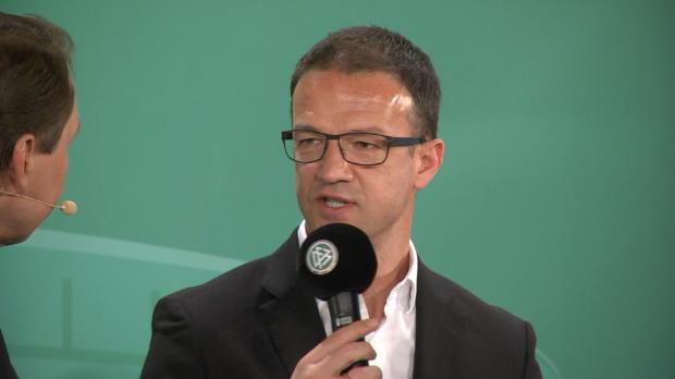 "Bobic: Kovac ""großes Thema vor Pokalfinale"""