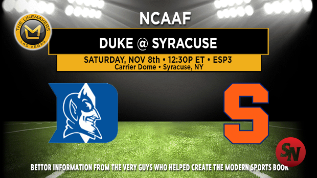 Duke Blue Devils @ Syracuse Orange