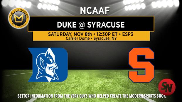 Duke Blue Devils @ Syracuse Orange