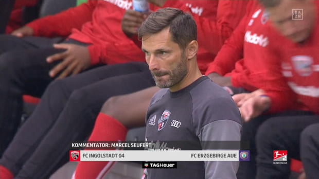 FC Ingolstadt 04 - FC Erzgebirge Aue | DAZN Highlights