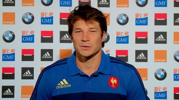 XV de France - Trinh-Duc - 'J'ai v�cu des moments de solitude'