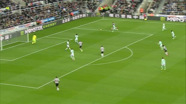 Premier League: Newcastle - Bournemouth   DAZN Highlights