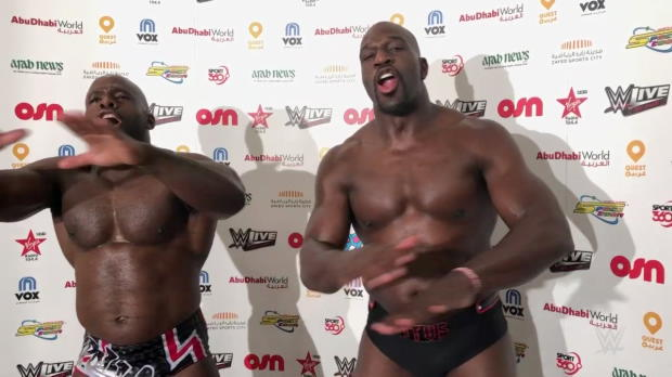 Titus Worldwide thanks Abu Dhabi