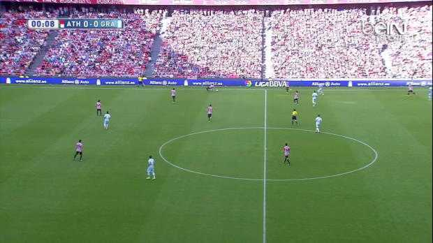 Liga : Ath.Bilbao 0-1 Grenade