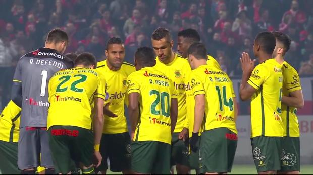 Pacos de Ferreira - Benfica