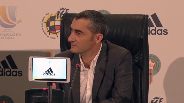 "Valverde setzt ""große Hoffnungen"" in Dembele"