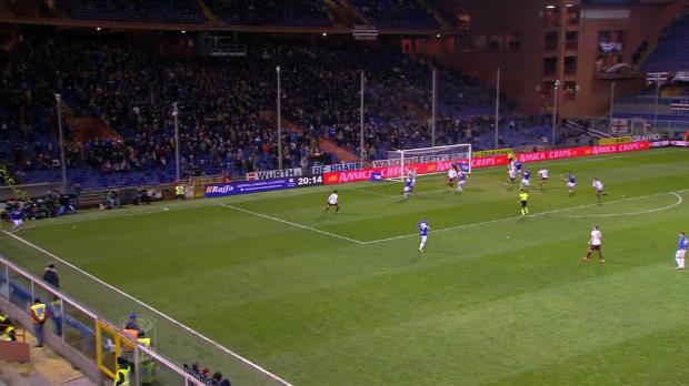 Serie A Round 23: Sampdoria 2-2 Torino