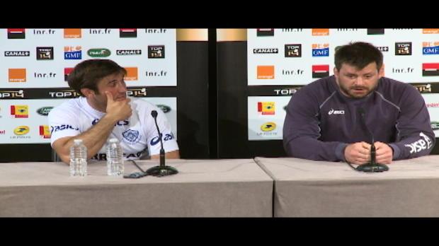 Top 14 - Finale : Cap� Ortega : 'C'est du 50/50'