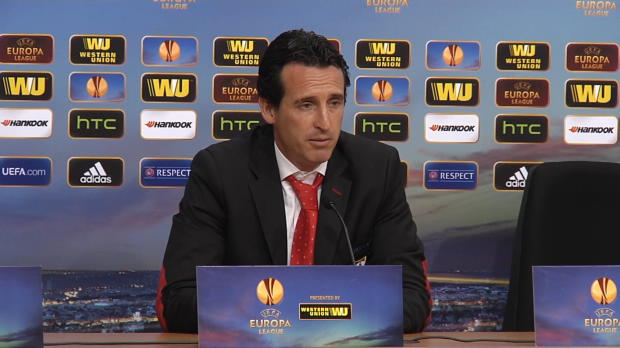 L.Europa - Quarts, FC S�ville, Emery : 'L'entra�nement a pay�'
