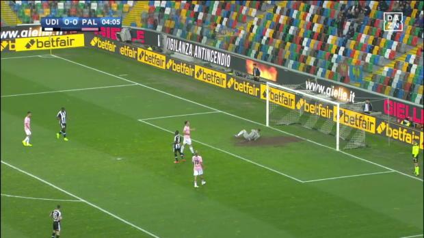 Udinese - Palermo