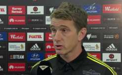 Phoenix assistant Chris Greenacre said his side's fast start proved crucial in their 5-0 demolition of Newcastle Jets.
