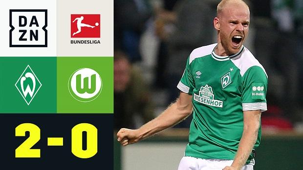 Bundesliga: SV Werder Bremen - VfL Wolfsburg