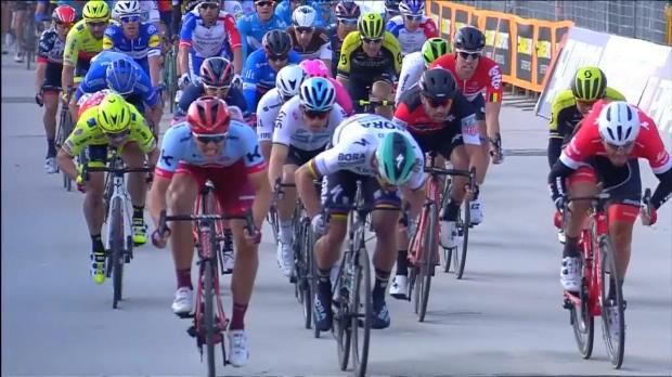 Tirreno-Adriatico - Kittel au sprint, Bevin en bleu