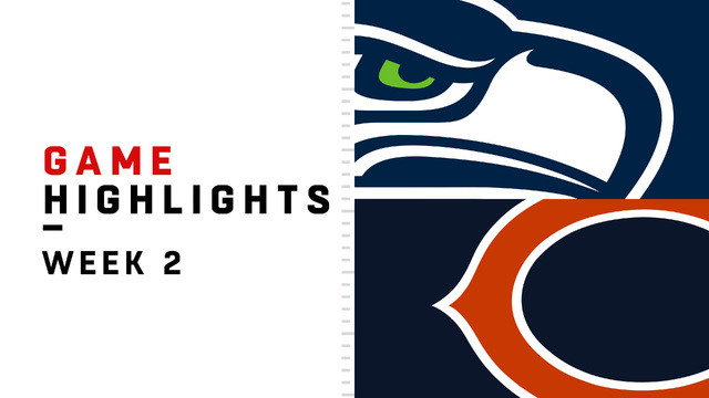 Seahawks vs. Bears highlights | Week 2