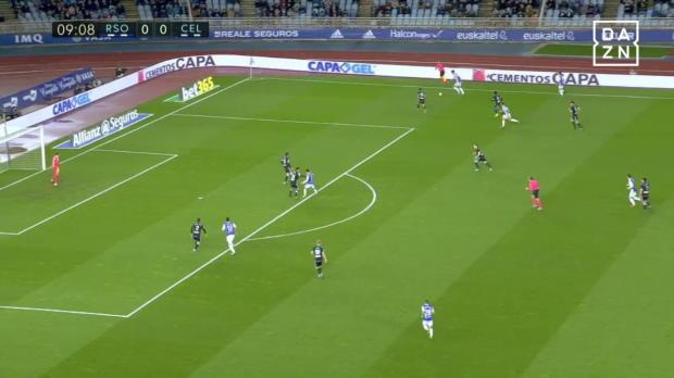 Real Sociedad - Celta Vigo