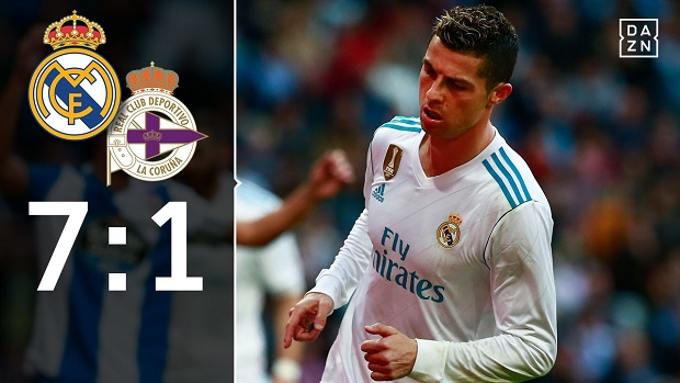 Real Madrid - La Coruna