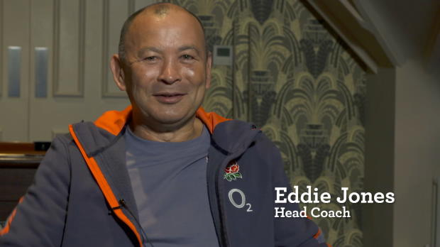 Eddie Jones on his team to face Wales
