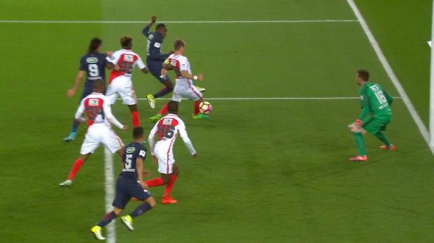 Coupe de France: Eigentor-Panne von Mbae
