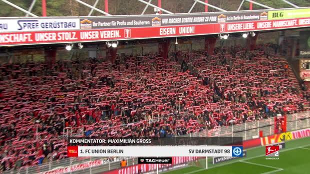 1. FC Union Berlin - SV Darmstadt 98