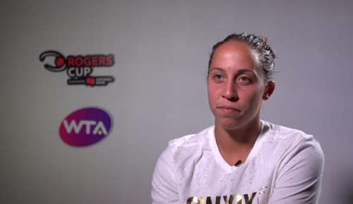 Keys Interview: WTA Montreal 3R