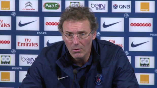 PSG - Blanc met les choses au point