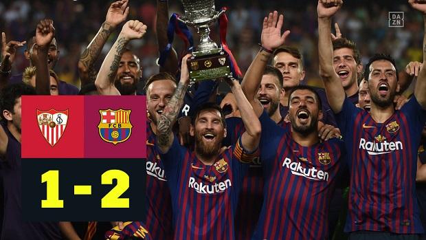 FC Barcelona - FC Sevilla