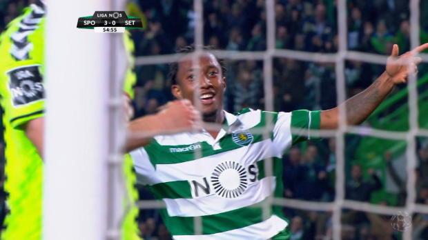 Sporting überholt Benfica mit Heimgala