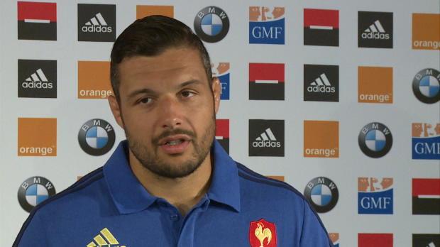 XV de France - Chouly - 'Gagner ce match'