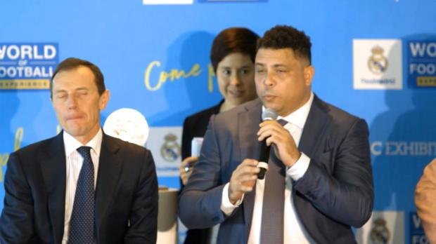 Brasilien: Ronaldo: Nur der WM-Titel zählt