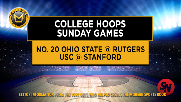 Sunday NCAA Basketball
