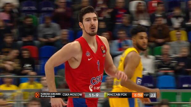 Basket : Euroligue (12e j.) - Nando de Colo et le CSKA Moscou enchaînent