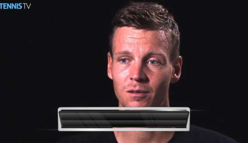 Berdych Interview: ATP Tokyo Preview