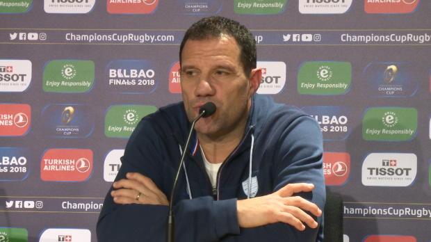 """Rugby : 5e j. - Labit - """"Un vrai 8e de finale contre Leicester"""""""